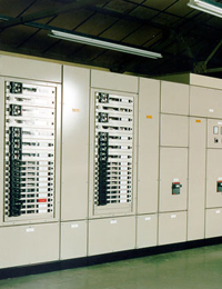 Switchboard & Control Panel